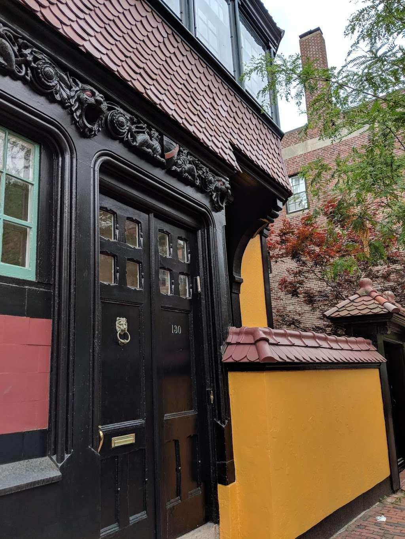 Sunflower Castle - museum  | Photo 6 of 9 | Address: 130 Mt Vernon St, Boston, MA 02108, USA