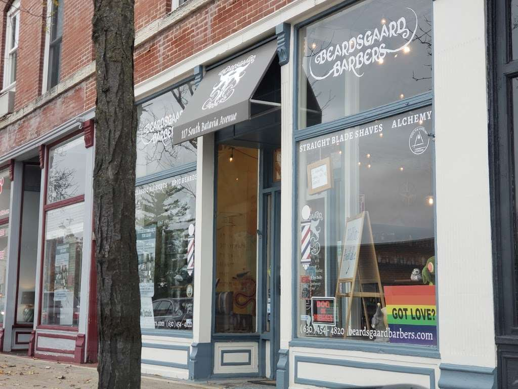 Beardsgaard Barbers - hair care  | Photo 9 of 10 | Address: 117 S Batavia Ave, Batavia, IL 60510, USA | Phone: (630) 454-4820
