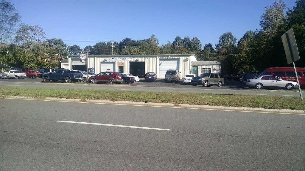 Kennys Auto & Quality Muffler - car repair  | Photo 2 of 10 | Address: 9984 3 Notch Rd, Troy, VA 22974, USA | Phone: (434) 589-5222