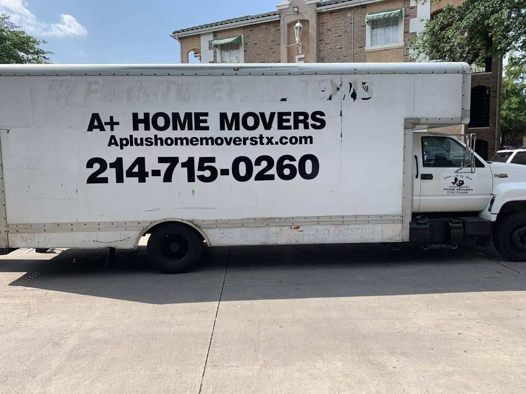 A+ Home Movers - moving company  | Photo 7 of 7 | Address: 8418 Coventry Dr, Rowlett, TX 75089, USA | Phone: (214) 715-0260