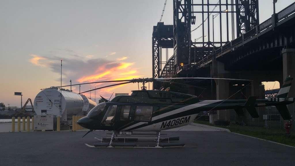 HHI Heliport - airport  | Photo 3 of 4 | Address: 165 Western Road, Kearny, NJ 07032, USA | Phone: (973) 813-2300