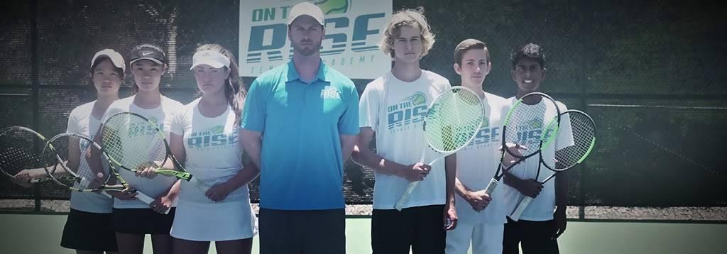 On the Rise Tennis Academy Chula Vista - school  | Photo 2 of 2 | Address: 650 Indigo Canyon Rd, Chula Vista, CA 91911, USA | Phone: (866) 237-9067