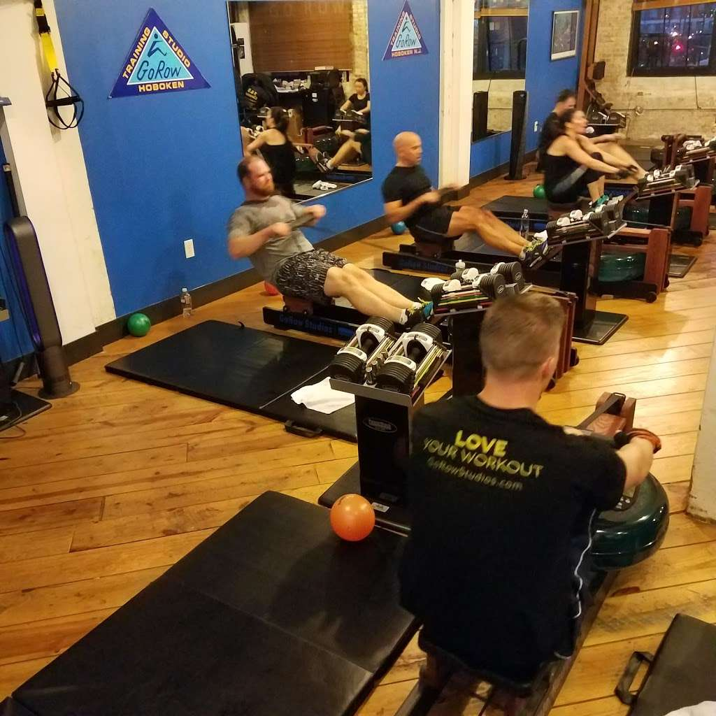 GoRow Studios - gym  | Photo 8 of 10 | Address: 1422 Grand St, Hoboken, NJ 07030, USA | Phone: (201) 448-5769