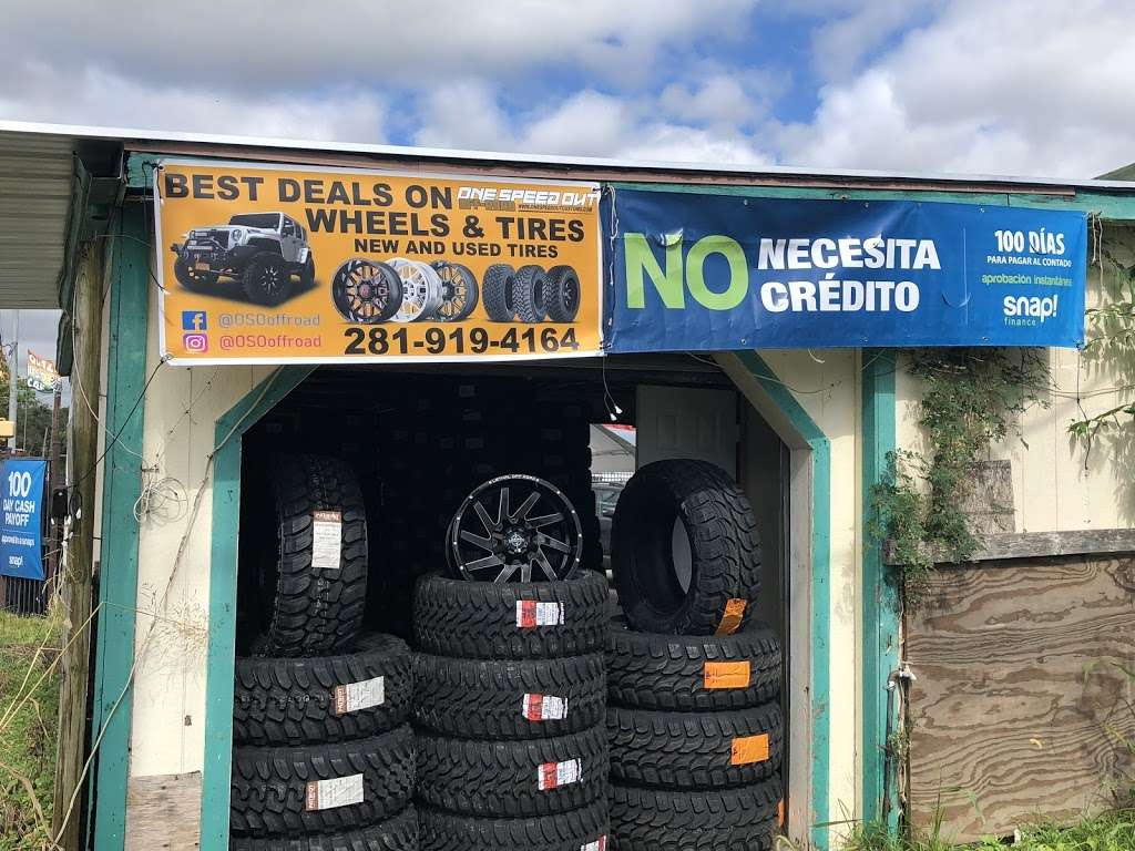 O.S.O Custom Off-Road Wheels & Tires - car repair  | Photo 1 of 10 | Address: 1333 Almeda Genoa Rd, Houston, TX 77047, USA | Phone: (281) 919-4164