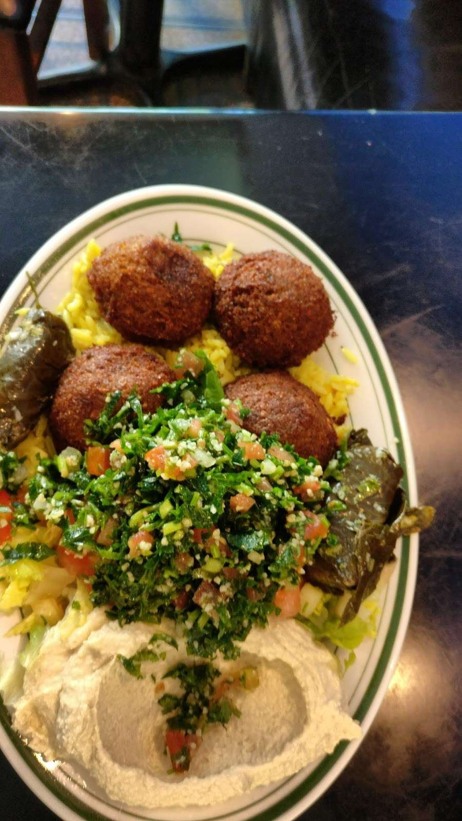 Heights Falafel - restaurant  | Photo 8 of 10 | Address: 78 Henry St, Brooklyn, NY 11201, USA | Phone: (718) 488-0808