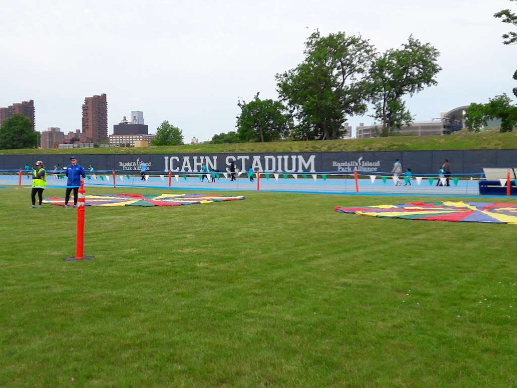 Icahn Stadium - stadium  | Photo 1 of 10 | Address: 20 Randalls Island, New York, NY 10035, USA | Phone: (212) 860-1899