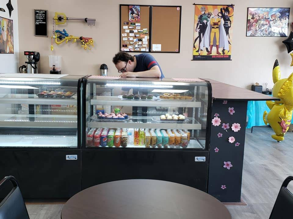 Chibis Anime Cafe - bakery  | Photo 1 of 10 | Address: 2990 SE 19th St Suite 4, Moore, OK 73160, USA | Phone: (405) 802-3275