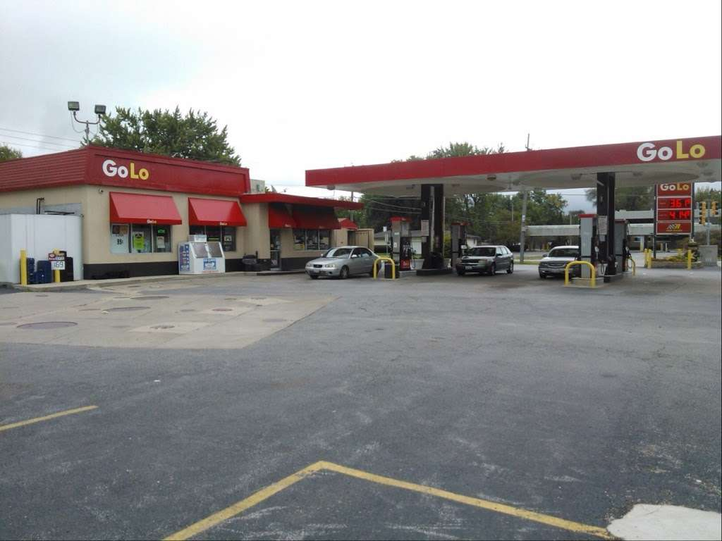 Golo Gas Food 18595 Torrence Ave Lansing Il 60438 Usa