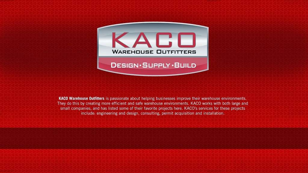 KACO Warehouse Outfitters - moving company    Photo 1 of 2   Address: 3025 S 46th St, Phoenix, AZ 85040, USA   Phone: (602) 437-0167