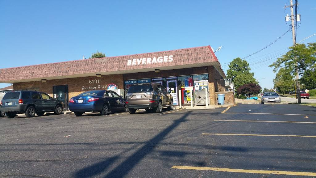 Dunham Beverage & Party Store - home goods store  | Photo 1 of 3 | Address: 6191 Dunham Rd, Cleveland, OH 44137, USA | Phone: (216) 662-6161