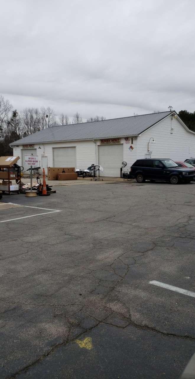 Sudden Impact Collision & Repair - car repair  | Photo 2 of 4 | Address: 6330 Mooresville Rd, Salisbury, NC 28147, USA | Phone: (704) 633-6188