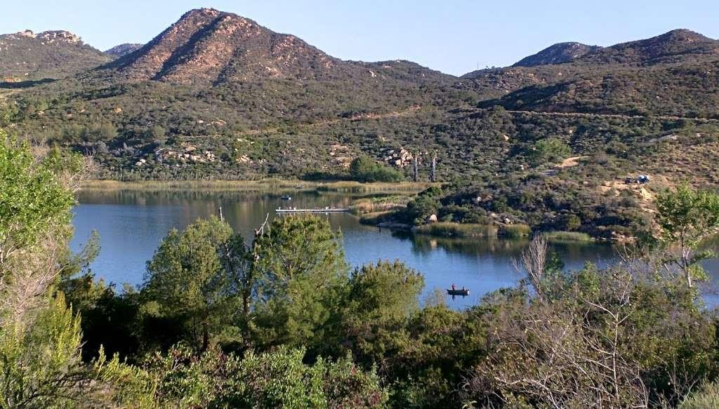 Lake Hodges Water Recreation Area - park  | Photo 3 of 10 | Address: Lake Dr, Escondido, CA 92033, USA | Phone: (760) 432-2023