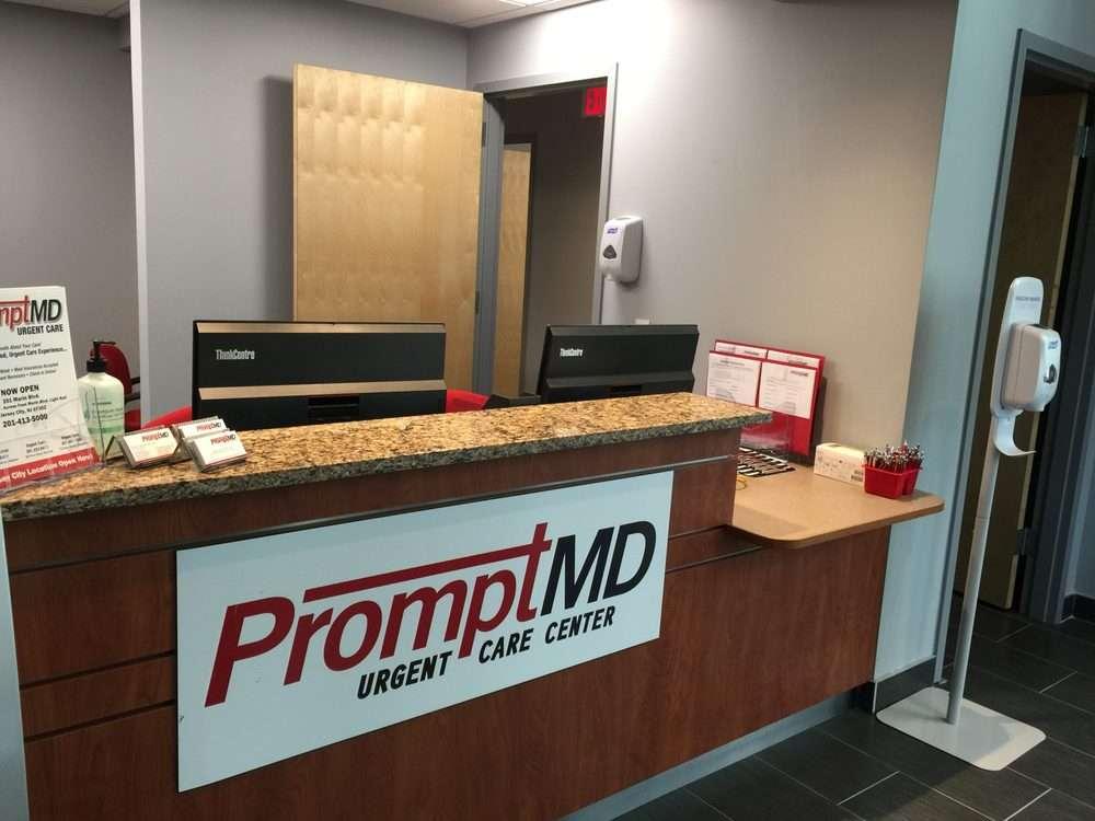 PromptMD Urgent Care Center Jersey City - doctor    Photo 2 of 10   Address: 201 Marin Blvd Ste. 3-B, Jersey City, NJ 07302, USA   Phone: (201) 413-5000