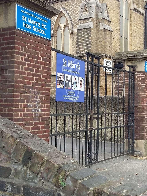 St. Marys Catholic High School - school    Photo 3 of 6   Address: Woburn Rd, Croydon CR9 2EE, UK   Phone: 020 8686 3837