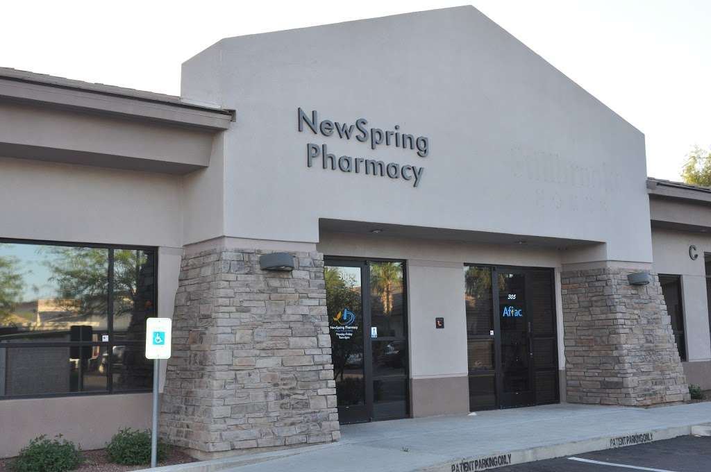 NewSpring Pharmacy - pharmacy  | Photo 1 of 10 | Address: 10750 W McDowell Rd C-301, Avondale, AZ 85392, USA | Phone: (623) 932-9800
