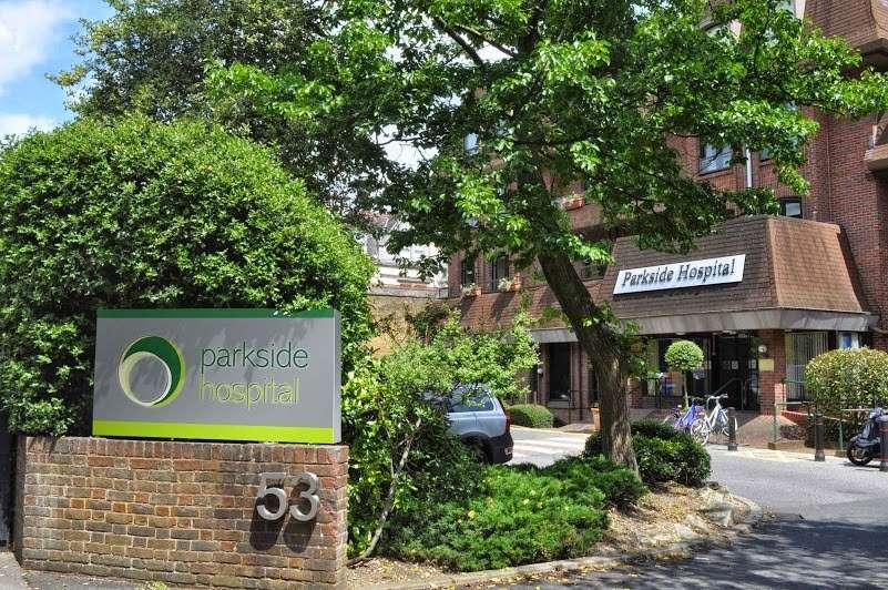 Parkside Hospital - hospital  | Photo 1 of 10 | Address: 53 Parkside, Wimbledon, London SW19 5NX, UK | Phone: 020 8971 8000