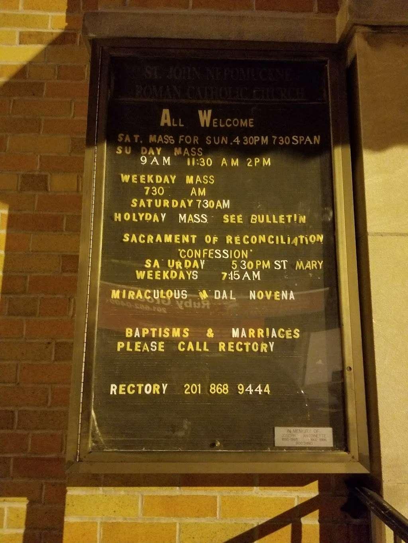 Saint John Nepomucenes Roman Catholic Church - church  | Photo 4 of 4 | Address: Guttenberg, NJ 07093, USA