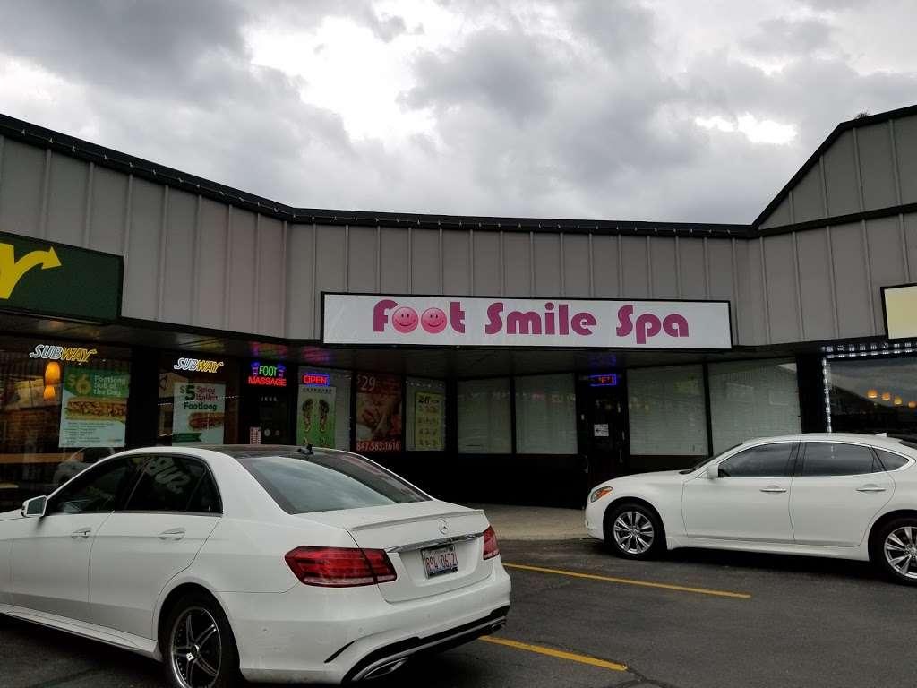 He Family Foot Smile Spa - health  | Photo 1 of 4 | Address: 9235 Waukegan Rd, Morton Grove, IL 60053, USA | Phone: (847) 583-1616