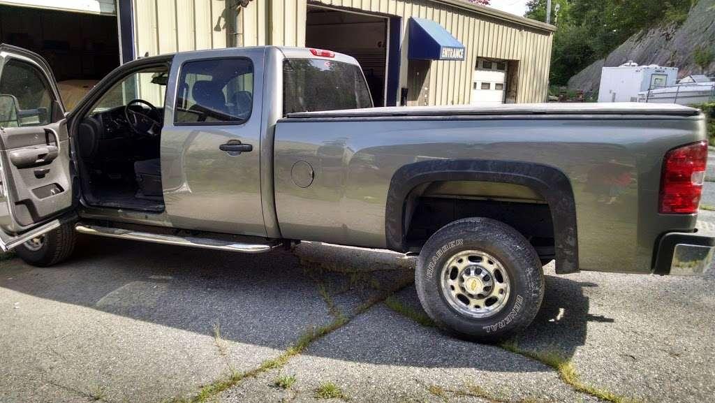 Harkins Auto Body - car repair  | Photo 9 of 10 | Address: 580 Kelley Blvd, North Attleborough, MA 02760, USA | Phone: (508) 216-6184