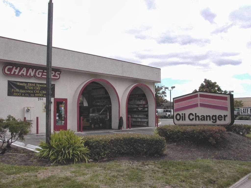 Oil Changers - car repair  | Photo 3 of 10 | Address: 780 San Antonio Rd, Palo Alto, CA 94303, USA | Phone: (650) 494-8353
