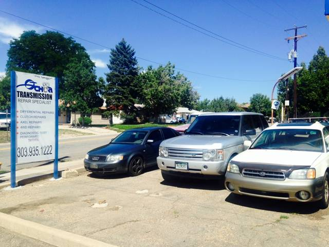 OCHOA TRANSMISSION SPECIALISTS - car repair  | Photo 4 of 6 | Address: 4397 W Florida Ave, Denver, CO 80219, USA | Phone: (303) 935-1222
