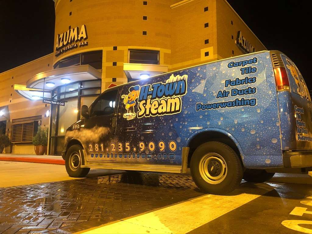 H-Town Steam - laundry  | Photo 2 of 10 | Address: 9107 Towerstone Ct, Spring, TX 77379, USA | Phone: (281) 235-9090