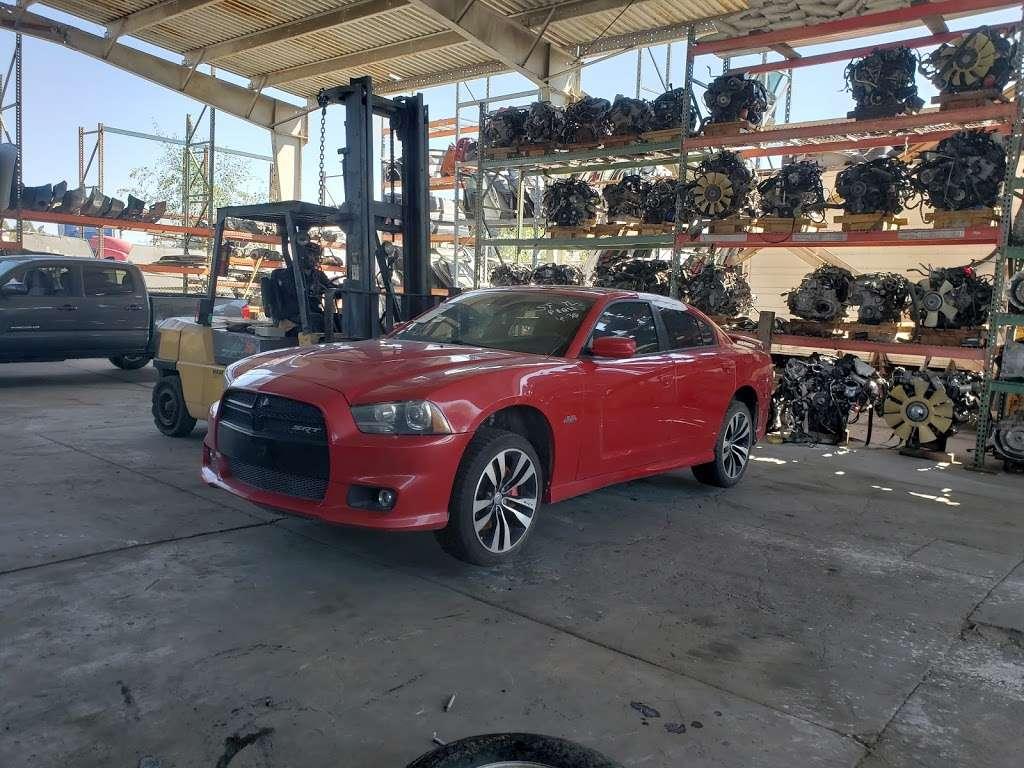 SRT AUTO WRECKING - car repair  | Photo 1 of 10 | Address: 15614 Arrow Route unit b, Fontana, CA 92335, USA | Phone: (909) 346-0004
