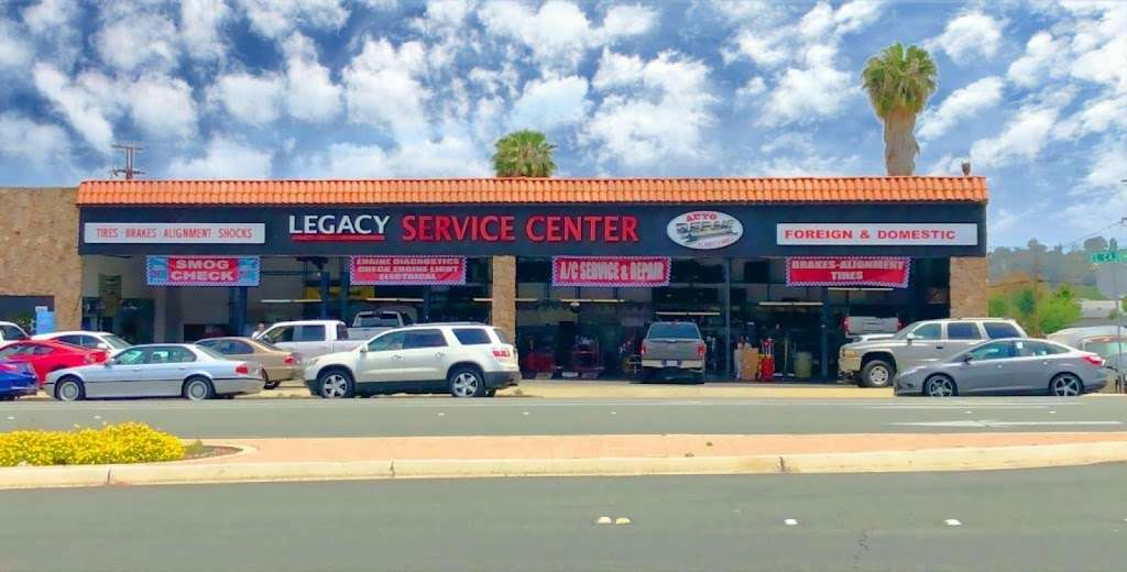 Legacy Auto Care - car repair    Photo 7 of 9   Address: 661 El Cajon Blvd, El Cajon, CA 92020, USA   Phone: (619) 444-2175