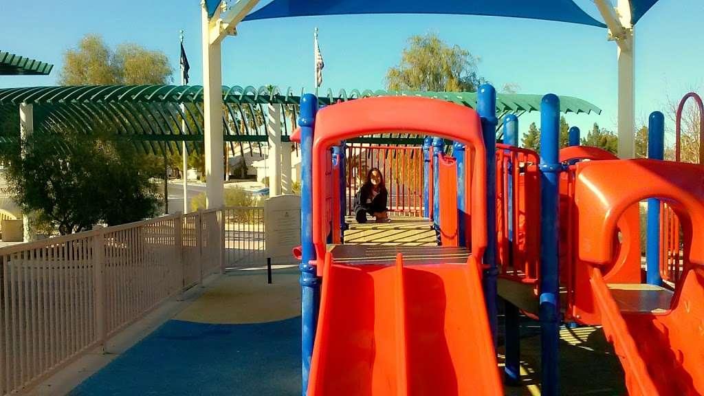 Desert Horizons Park - park  | Photo 1 of 10 | Address: 3750 Simmons Street,, North Las Vegas, NV 89032, USA | Phone: (702) 633-1171