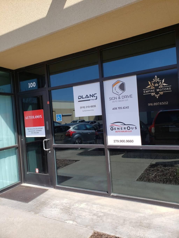 DLang Auto - car dealer  | Photo 1 of 2 | Address: 1564 Santa Ana Ave Unit 100 Suite B2, Sacramento, CA 95838, USA | Phone: (916) 318-6635