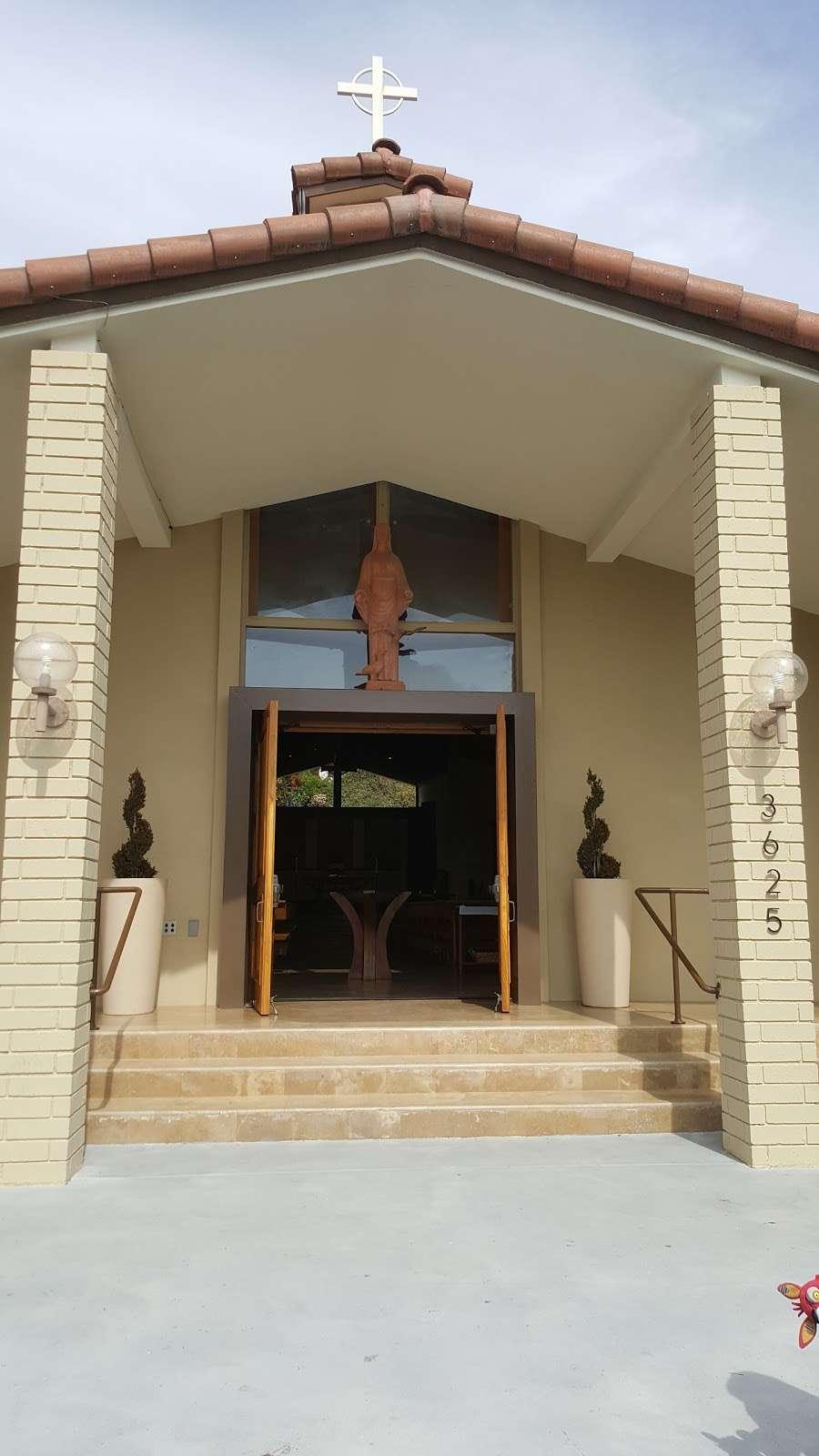 Our Lady of Malibu Catholic Church - church    Photo 3 of 10   Address: 3625 Winter Canyon Rd, Malibu, CA 90265, USA   Phone: (310) 456-2361