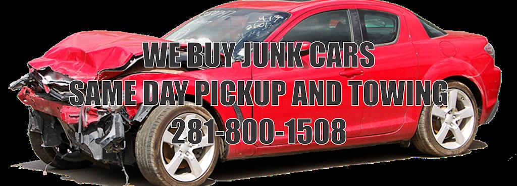 HTown Junk Car Buyer - car dealer  | Photo 3 of 10 | Address: Houston, TX, USA | Phone: (281) 800-1508