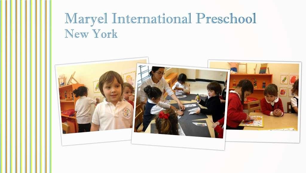 Maryel International Preschool New York - school  | Photo 8 of 10 | Address: 28 E 35th St, New York, NY 10016, USA | Phone: (212) 213-2097