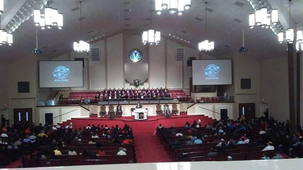 Iglesia Pentecostal Unida Hispana-Central - church  | Photo 4 of 10 | Address: 6518 Fulton St, Houston, TX 77022, USA | Phone: (713) 691-2301