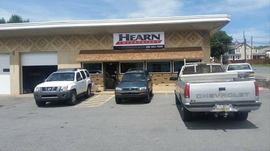 Hearn Enterprises - car repair  | Photo 1 of 8 | Address: 603 White St, Bowmanstown, PA 18030, USA | Phone: (610) 852-7030