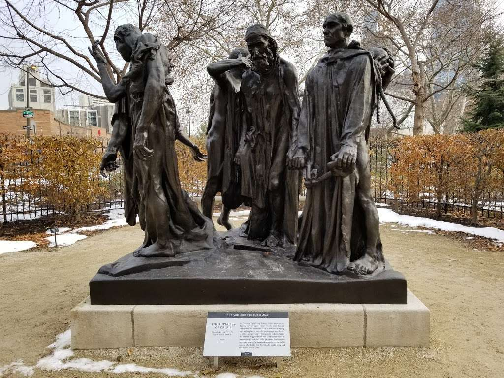 Rodin Museum - museum  | Photo 8 of 10 | Address: 2151 Benjamin Franklin Pkwy, Philadelphia, PA 19130, USA | Phone: (215) 763-8100