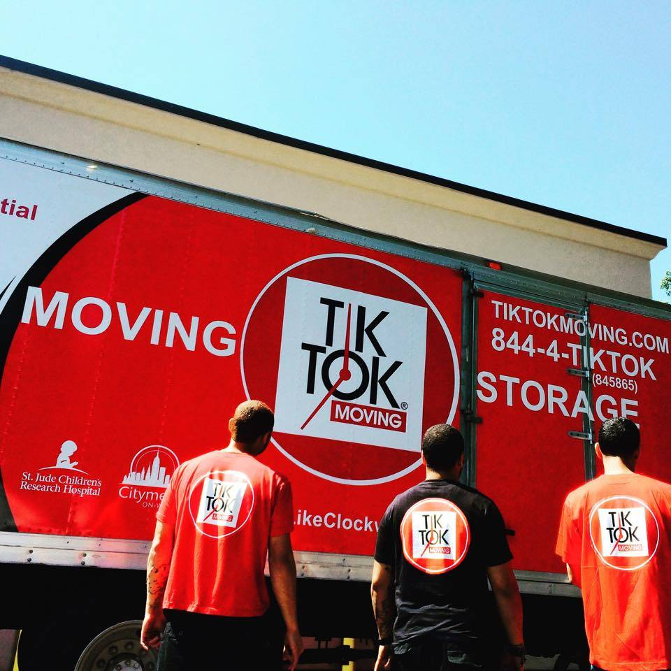 TikTok Moving & Storage - moving company    Photo 2 of 6   Address: 31-00 47th Avenue, #3100, Long Island City, NY 11101, USA   Phone: (212) 991-8389