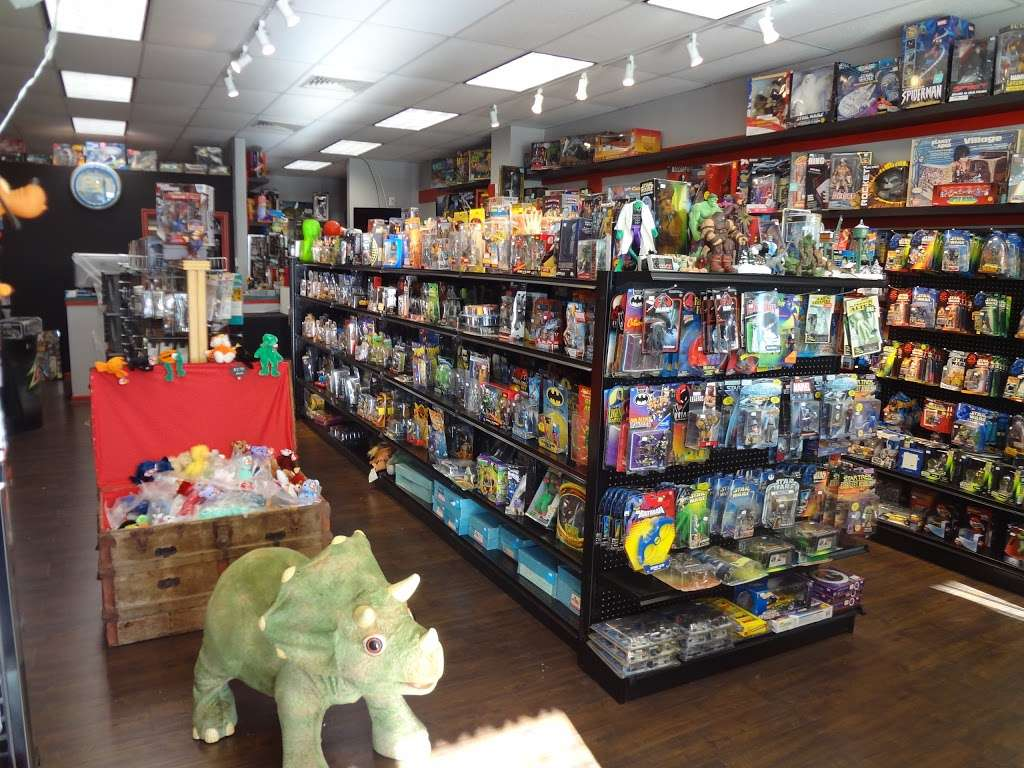 Lost In Time Toy Store - movie rental  | Photo 3 of 10 | Address: 11200 Scaggsville Rd #105, Fulton, MD 20759, USA | Phone: (301) 776-8697