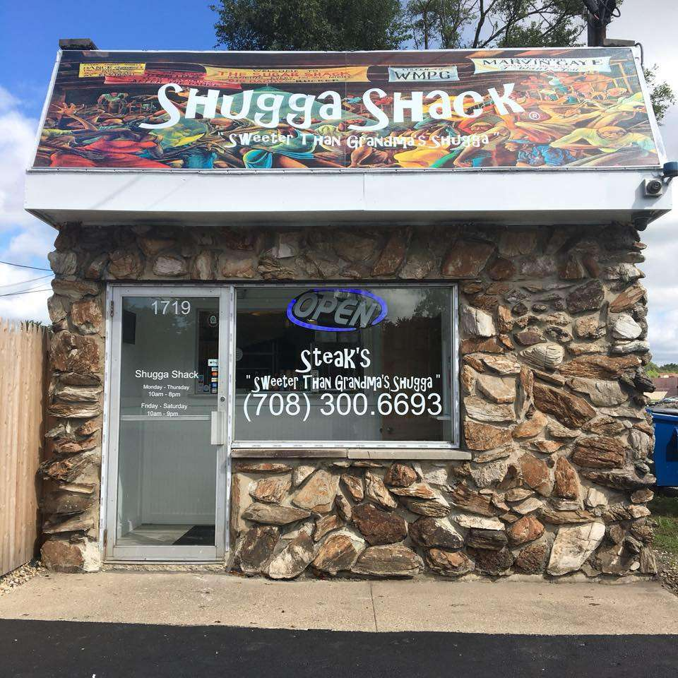 Shugga Shack - restaurant    Photo 1 of 9   Address: 1719 Sauk Trail, Sauk Village, IL 60411, USA   Phone: (708) 300-6693