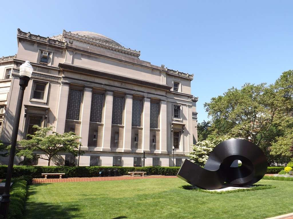 Clement Meadmore - The Curl - park  | Photo 1 of 8 | Address: 3022 Broadway, New York, NY 10027, USA