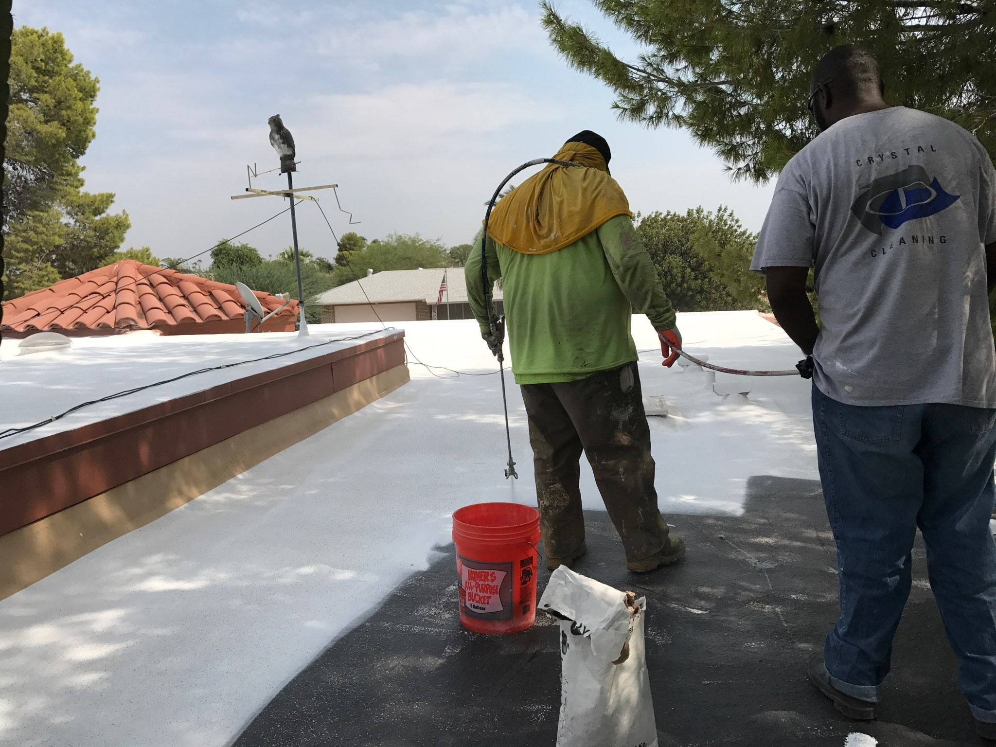 Patriot Construction & Consulting LLC - roofing contractor  | Photo 1 of 4 | Address: 4960 S Gilbert Rd Suite 284, Chandler, AZ 85249, United States | Phone: (602) 641-9501