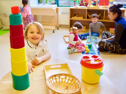 Battery Park Montessori - school  | Photo 4 of 10 | Address: 21 South End Ave, New York, NY 10280, USA | Phone: (212) 235-2320