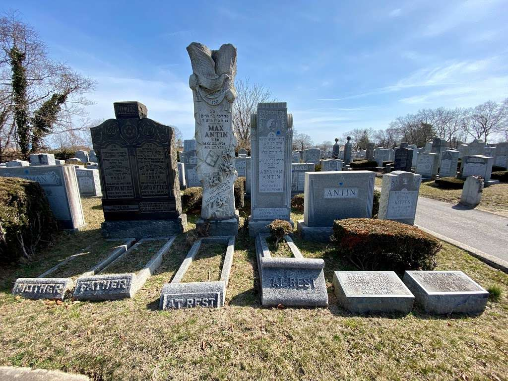 Beth David Cemetery - cemetery    Photo 1 of 10   Address: 300 Elmont Rd, Elmont, NY 11003, USA   Phone: (516) 328-1300