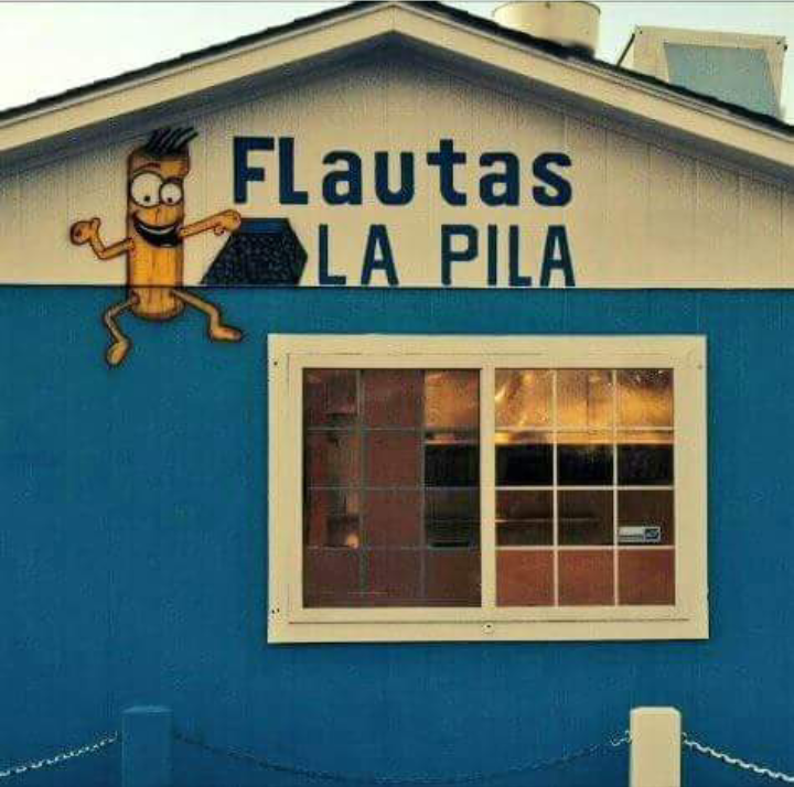 Flautas La Pila - restaurant  | Photo 1 of 8 | Address: 1420 S Federal Blvd, Denver, CO 80219, USA | Phone: (303) 922-0984