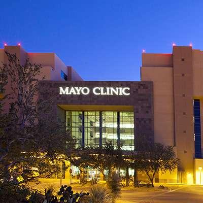 Mayo Clinic Building - Phoenix - hospital    Photo 1 of 3   Address: 5881 E Mayo Blvd, Phoenix, AZ 85054, USA   Phone: (480) 342-2000