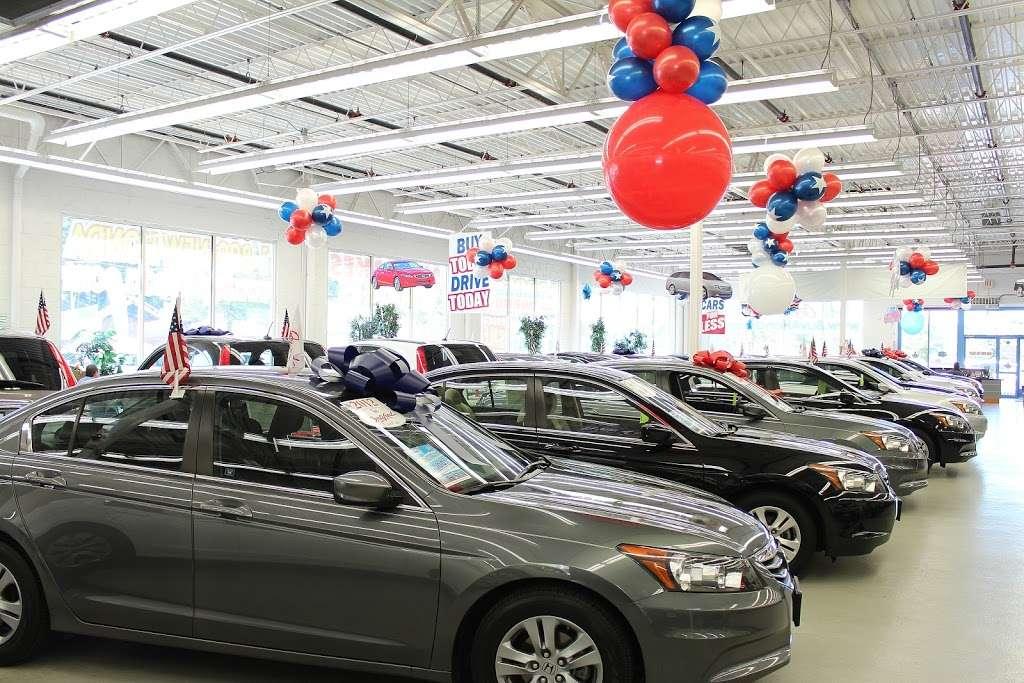 Huntington Honda West - car repair  | Photo 10 of 10 | Address: 147 E Jericho Turnpike, Huntington Station, NY 11746, USA | Phone: (631) 930-3030
