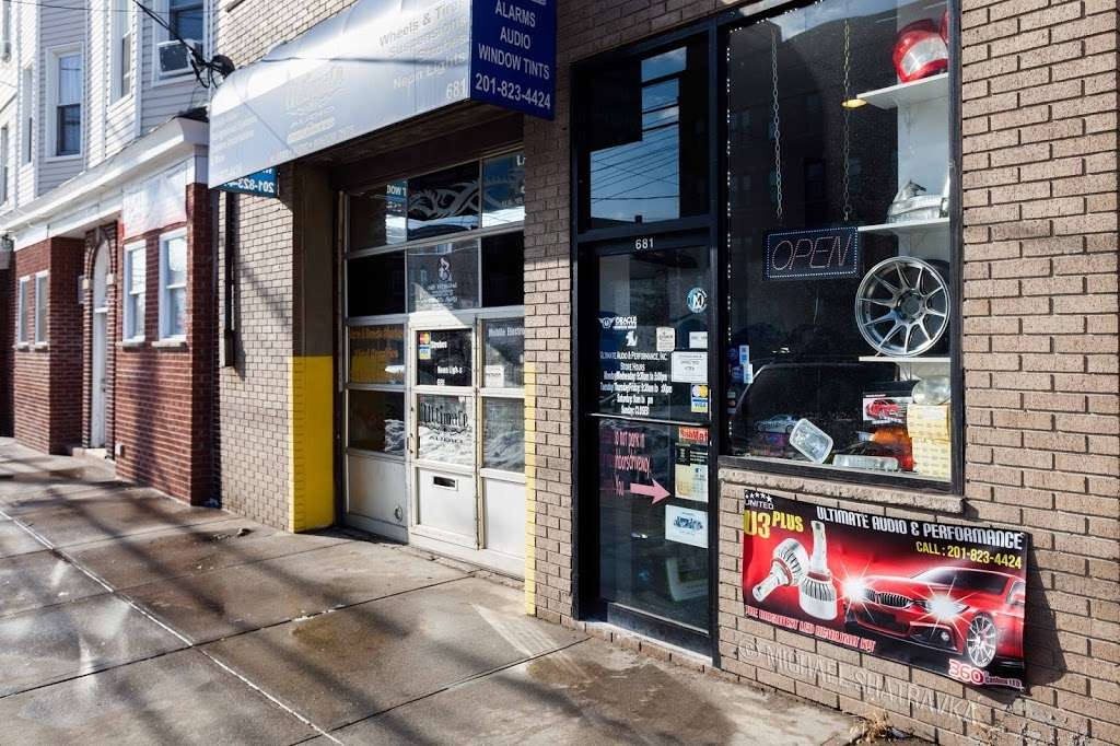 Ultimate Audio & Performance - car repair  | Photo 2 of 10 | Address: 681 John Fitzgerald Kennedy Blvd, Bayonne, NJ 07002, USA | Phone: (201) 823-4424