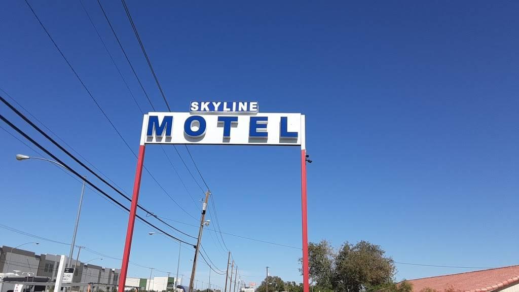 Skyline Motel - lodging  | Photo 2 of 2 | Address: 3430 Las Vegas Blvd N, Las Vegas, NV 89115, USA | Phone: (702) 643-4663
