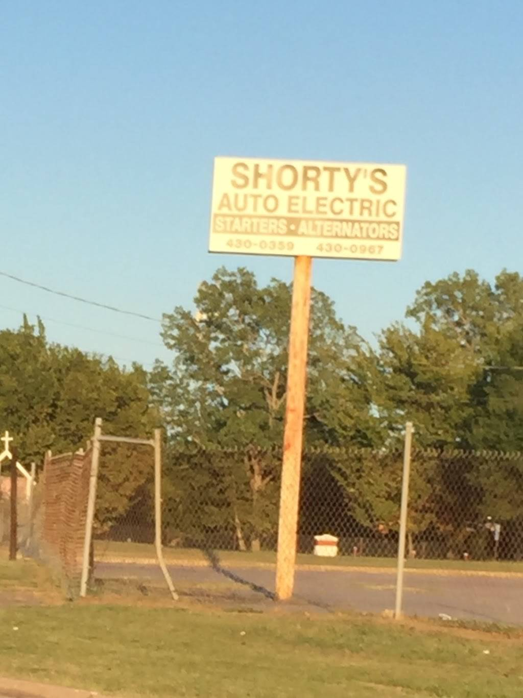 Shortys Auto Electric - car repair  | Photo 1 of 3 | Address: 2604 E Apache St, Tulsa, OK 74110, USA | Phone: (918) 430-0359