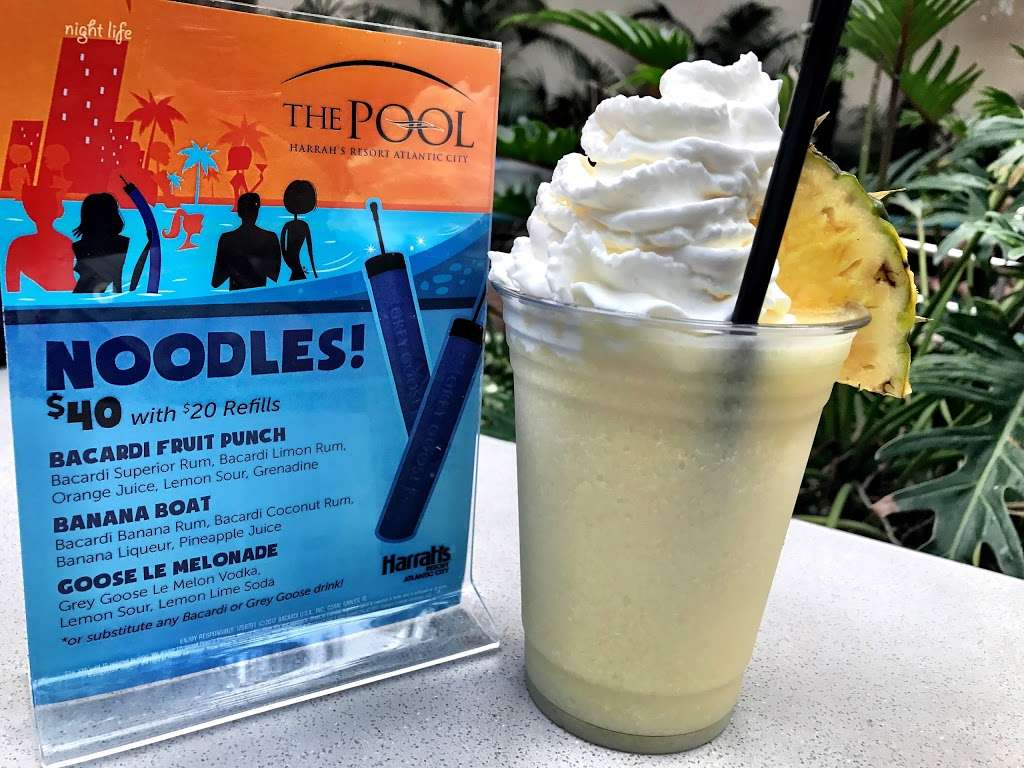 The Pool After Dark - night club  | Photo 9 of 10 | Address: 777 Harrahs Blvd, Atlantic City, NJ 08401, USA | Phone: (609) 441-5585